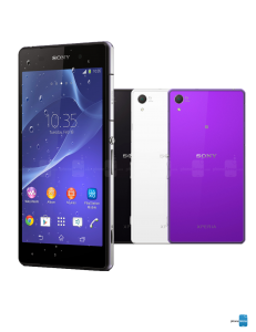 Sony Xperia Z2 Screen Repair