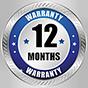 12 Months warrenty
