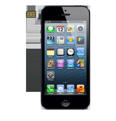 Iphone C Sim Card Reader