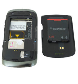 Blackberry-Curve-9360-Battery-Repair-Service