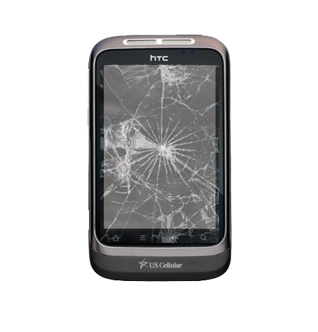 HTC-Wildfire-S-Broken-LCD-No-Display-Repair-Service