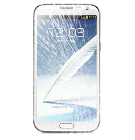 Samsung-Galaxy-Note-2-Broke- LCD-No-Display-Repair-Service