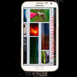 Samsung-Galaxy-Note-2-Fault-Diagnostics-Service