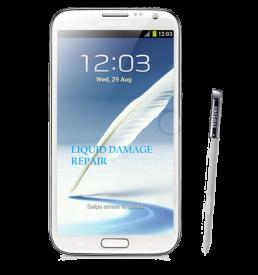Samsung-Galaxy-Note-2-Liquid-Damage-Repair-Service