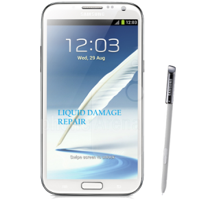Samsung-Galaxy-Note-2-Liquid-Damage-Repair-Service