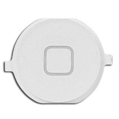 iphone 5 plastic external home button replacement iphonebits. Black Bedroom Furniture Sets. Home Design Ideas