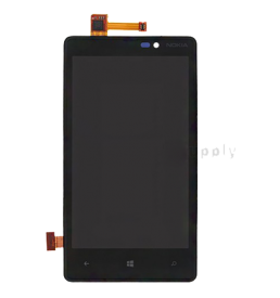 Nokia Lumia 720 LCD Digitizer touch screen glass repair service Sealed Unit 80