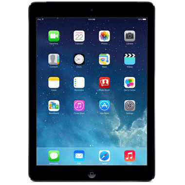 iPad-Air-fault-and-diagnoses-service