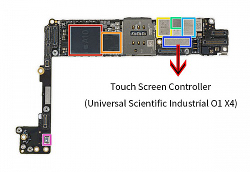 quality design bc808 1640a iPhone 7 And iPhone 7 Plus Touch Disease 'Dead Touch Screen'